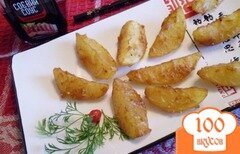 Фото рецепта: «Пикантный картофель»