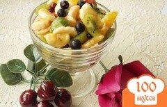 Фото рецепта: «Салат фруктовый»