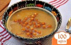Фото рецепта: «Турецкий суп-пюре из красной чечевицы»