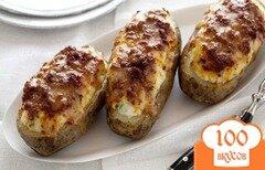 Фото рецепта: «Запеченный картофель»