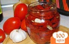 Фото рецепта: «Вяленые помидоры»