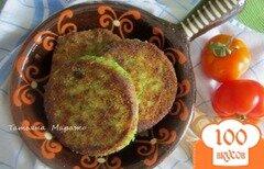 Фото рецепта: «Картофельные биточки с брокколи»