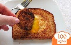 Фото рецепта: «Бутерброд с яйцом»