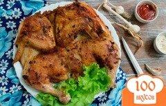 Фото рецепта: «Цыпленок Табака»