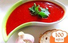 Фото рецепта: «Острый томатно-чесночный соус»
