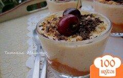 Фото рецепта: «Десерт с дыней»