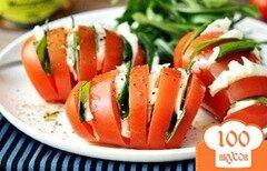 Фото рецепта: «Помидоры с сыром»