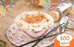 Фото рецепта: «Молочно-рисовый пудинг»