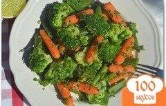 Фото рецепта: «Гарнир из брокколи»