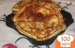 Фото рецепта: «Блины-пирожки»