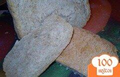 Фото рецепта: «Хлеб с пшеничными отрубями»