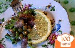 Фото рецепта: «Салат с сельдью»