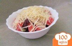 Фото рецепта: «Салат фасолевый с крабовыми палочками»