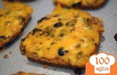 Фото рецепта: «Домашний горячий бутерброд»