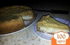 Фото рецепта: «Творожник или пирог с творогом»