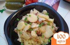 Фото рецепта: «Жаренный картофель»