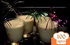 Фото рецепта: «Клубнично ванильный коктейль»