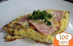 Фото рецепта: «Пряная итальянская фриттата»