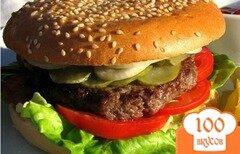 Фото рецепта: «Котлета для гамбургера»