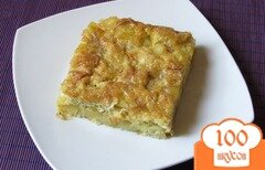Фото рецепта: «Омлет с картошкой»