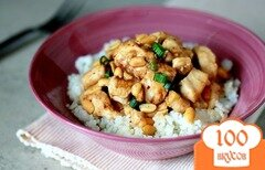 Фото рецепта: «Курица по-восточному»