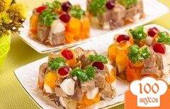 Фото рецепта: «Заливное мясо»
