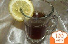 Фото рецепта: «Крепкий утренний кофе с лимоном и лавровым листом»