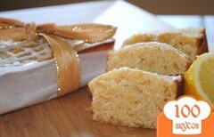 Фото рецепта: «Лимонный хлеб»