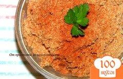 Фото рецепта: «Паштет из икры сазана с томатом»