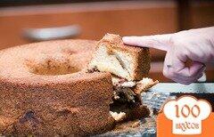 Фото рецепта: «Бабушкин яблочный пирог с корицей»