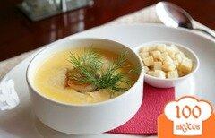 Фото рецепта: «Суп из лосося»