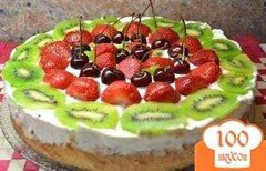 Фото рецепта: «Торт ягодка.»
