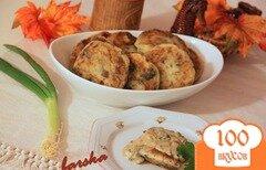 Фото рецепта: «Картопляники с сушеными грибами»