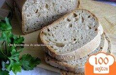 Фото рецепта: «Хлеб с соевым соусом»