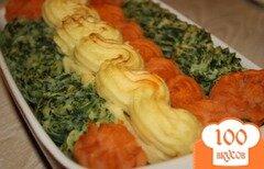 Фото рецепта: «Картофельные волны»