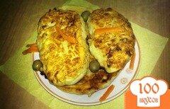 Фото рецепта: «Самосы с курицей и рисом»