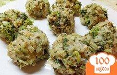 Фото рецепта: «Паровые овощные котлеты»