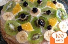 Фото рецепта: «Блинный тортик»