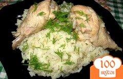 Фото рецепта: «Курица с рисом по-софийски»