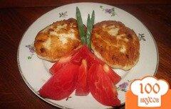 Фото рецепта: «Котлеты с плавленным сырком»