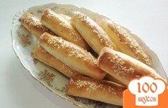 Фото рецепта: «Пирожки-сигары»