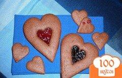 Фото рецепта: «Мягкое песочное печенье из полбовой муки»