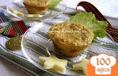 Фото рецепта: «Мясное суфле с зеленой гречкой»