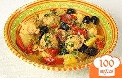 Фото рецепта: «Тажин с рыбой»