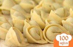 Фото рецепта: «Пельменное тесто в хлебопечке»