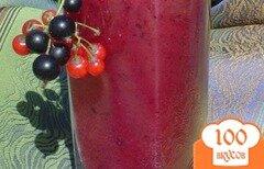 Фото рецепта: «Напиток из черной смородины»