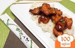 Фото рецепта: «Кисло-сладкая курица»