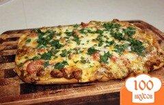 Фото рецепта: «Пицца с курицей»