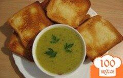 Фото рецепта: «Суп-пюре из картофеля по-румынски»