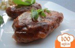 Фото рецепта: «Чечевично-мясные котлетки»